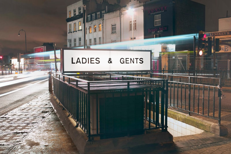 Ladies and Gentlemen bar - Coisas para fazer em Londres
