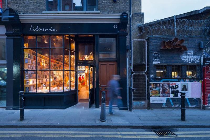 Libreria Londra - Cose da Fare a Londra