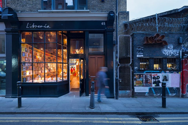 Libreria à Londres - 18 Choses Originales à Faire à Londres en 2019