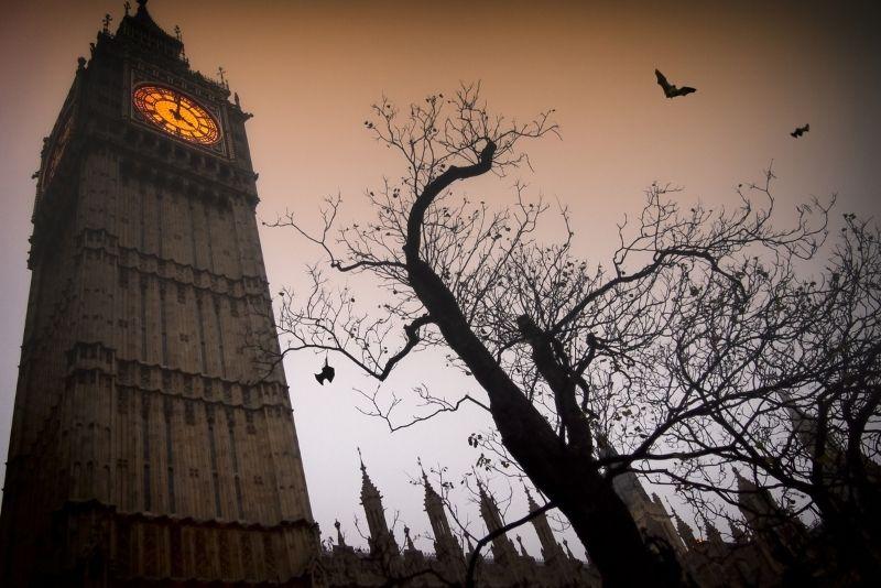 London ghost tour
