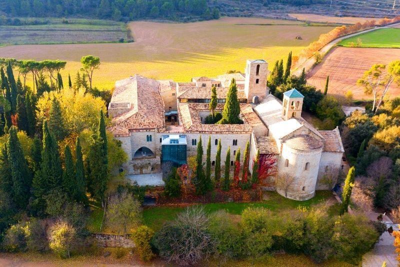Kloster Welt Sant Benet, Spanien
