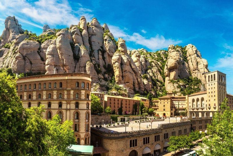 Tagesausflug zum Kloster Montserrat von Barcelona