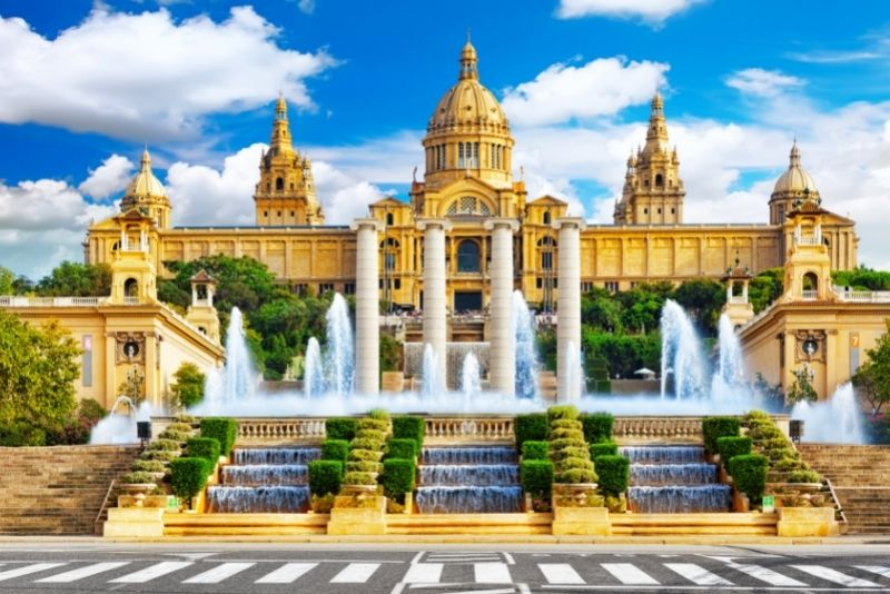 Nationales Kunstmuseum von Katalonien, Barcelona