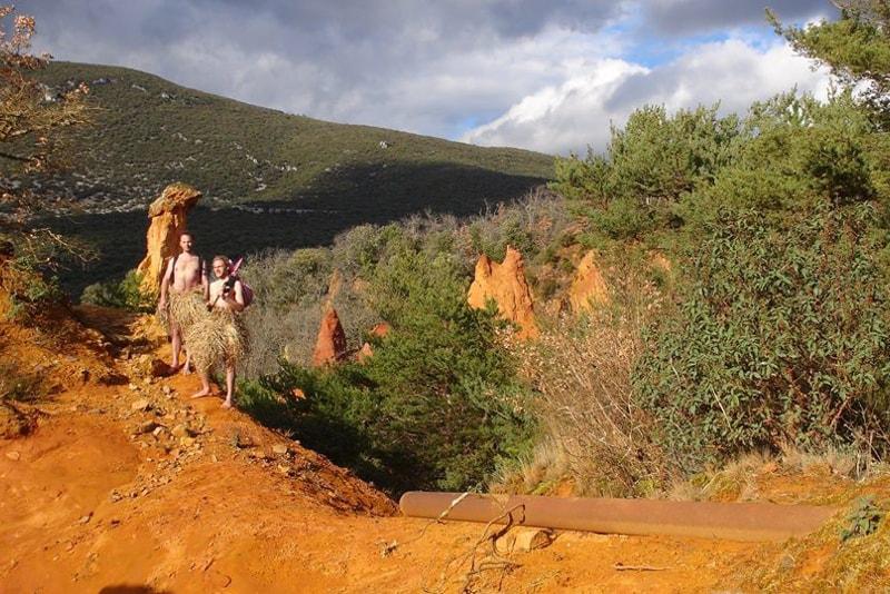 Nus et culottés trip - Hiking trails