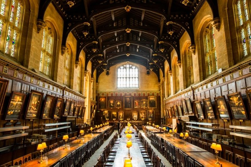 Oxford tour from London