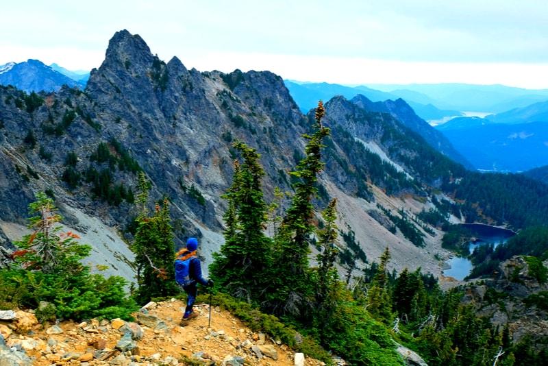 Sentiero delle creste del Pacifico - 14 Escursioni
