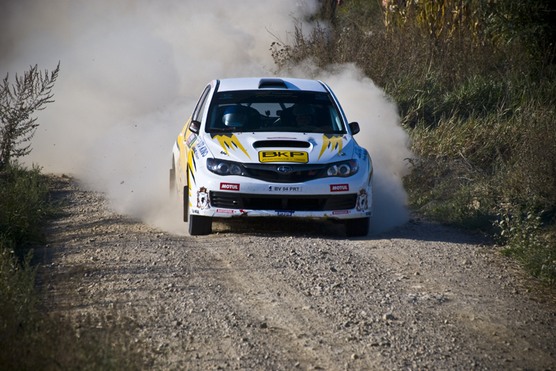 Driving a real Rally car - Fun things to do in Australia