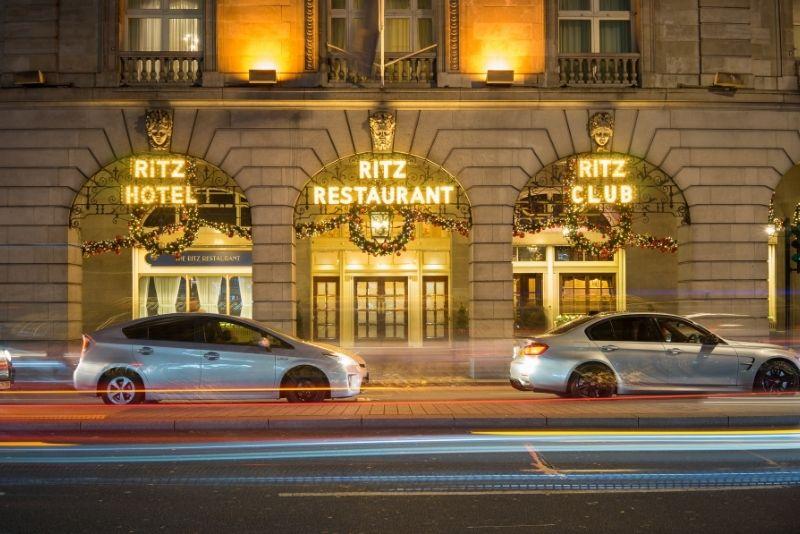 Ritz Hotel, London