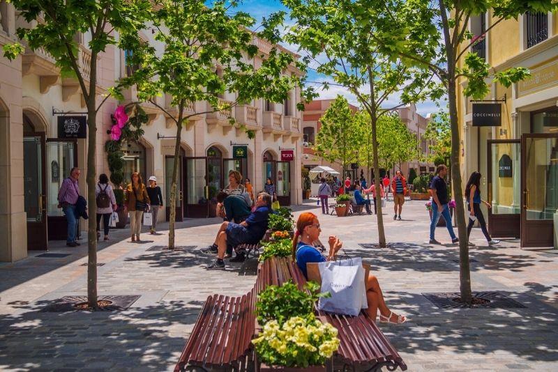 Roca Village, Barcelona