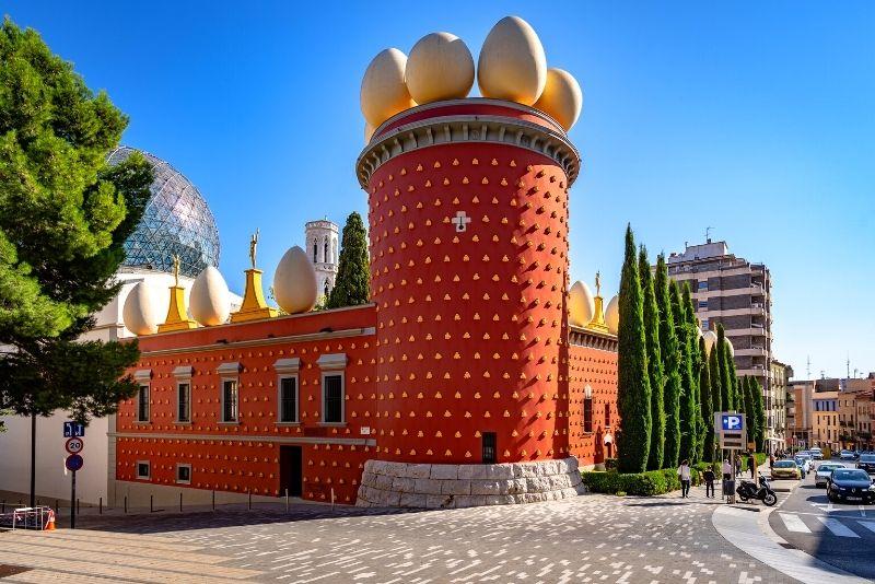 Figueres Tagesausflug von Barcelona
