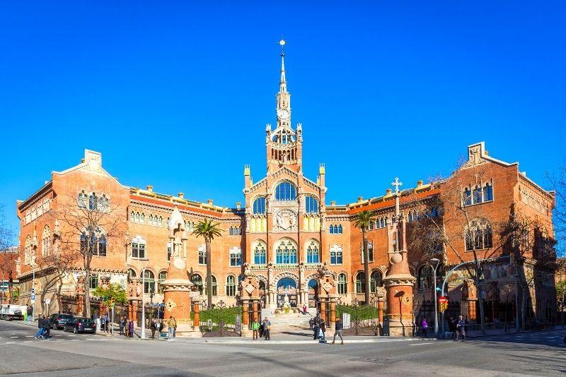 Jugendstil-Stätte Sant Pau, Barcelona