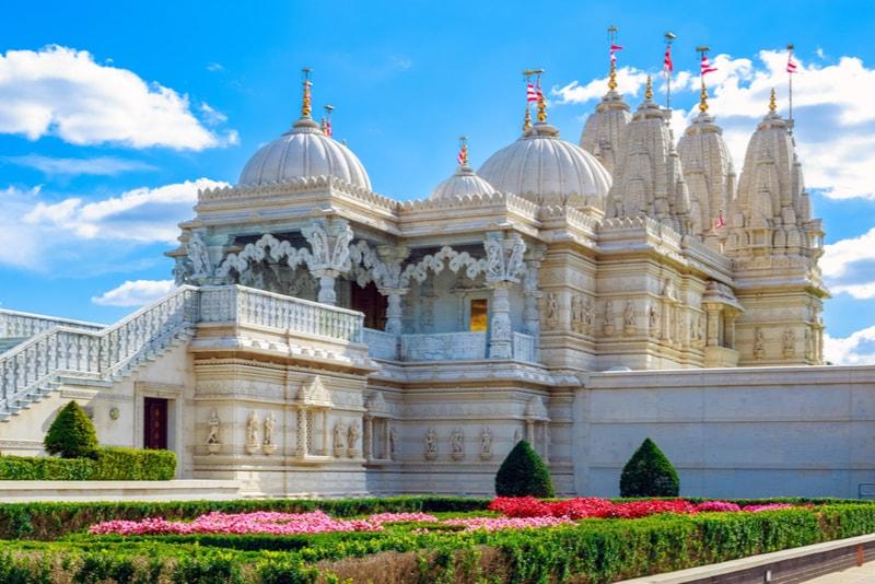 Shri Swaminarayan Mandir - Cose da Fare a Londra