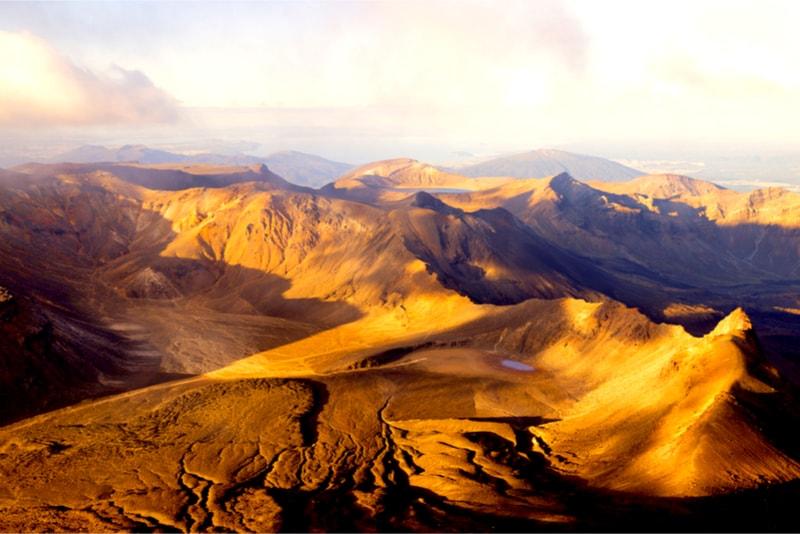 Tongariro Northern Circuit - Hiking Trails