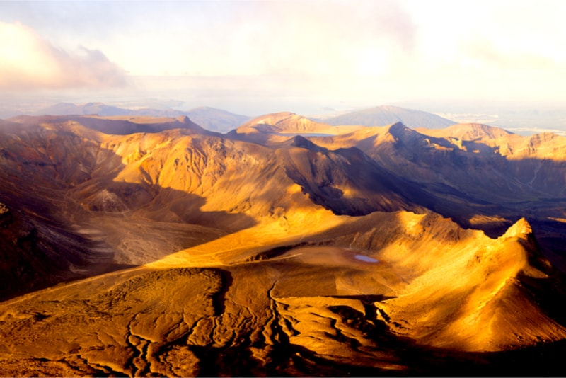 Tongariro Northern Circuit - Escursioni