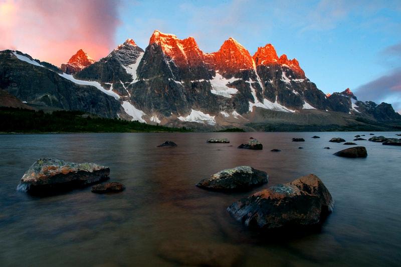 Valle di Tonquin,  Canada - Escursioni