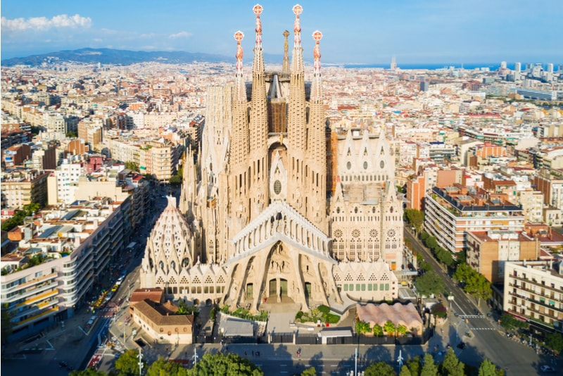 Sagrada Familia - Things to Do in Barcelona - Cool, Unmissable and Unsual Activities