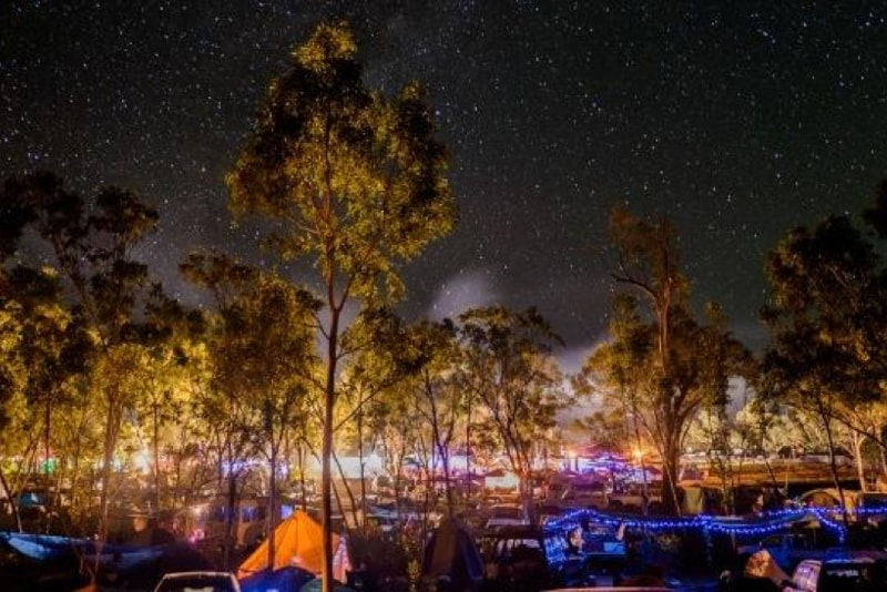 Wide Open Space Festival - Fun things to do in Australia