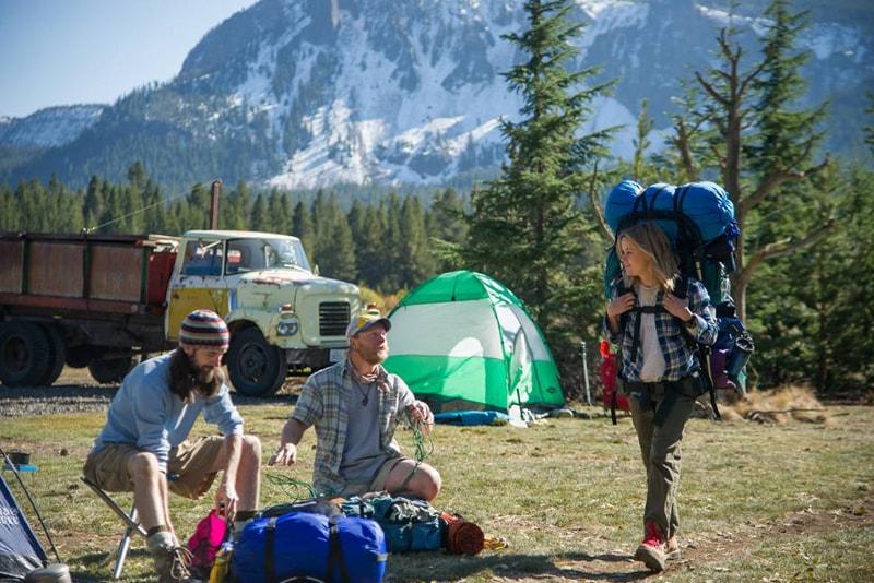 Wild movie - Hiking Trails