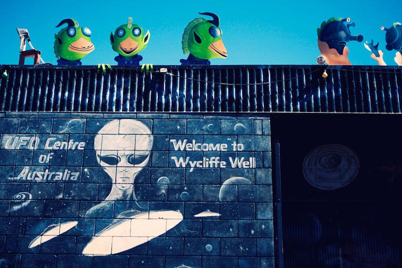 Wycliffe Well - Cose da Fare, Vedere e Mangiare in Australia