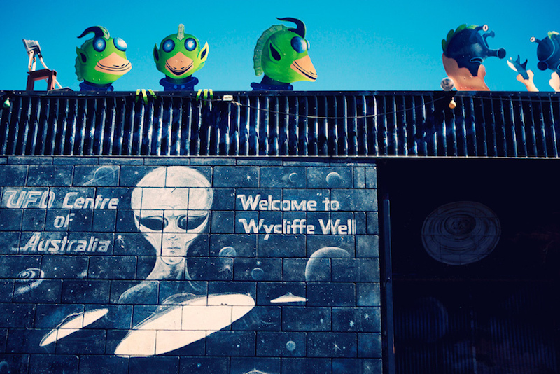 Wycliffe Well - Fun things to do in Australia