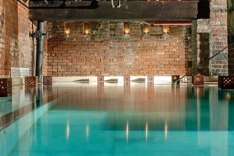 Aire ancient bath - Fun things to do in NYC