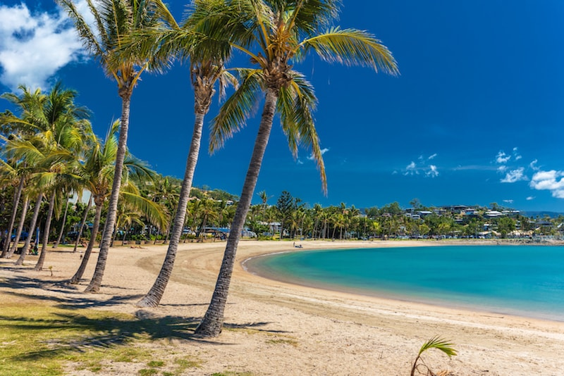 Queensland's Whitsunday Coast - Fun things to do in Australia