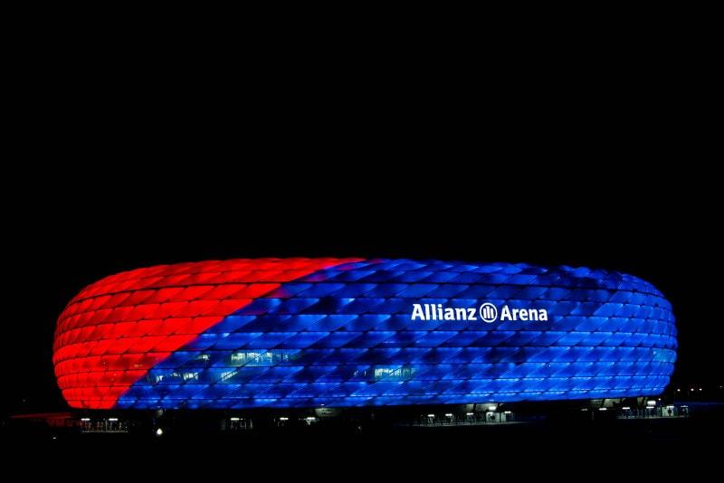 Allianz Arena - Stadi di Calcio da Visitare