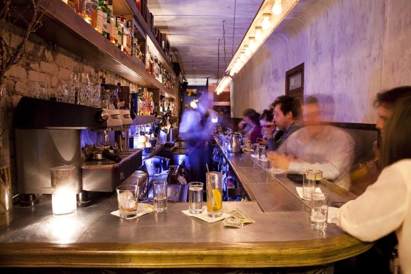 Attaboy bar - Coisas para fazer em Nova Iorque