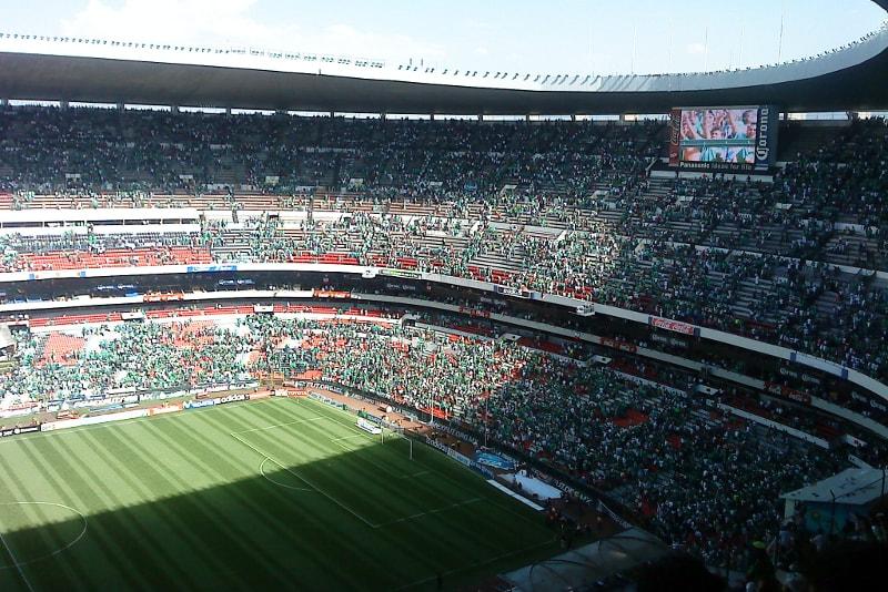 Azteca Stadium - Stadi di Calcio da Visitare