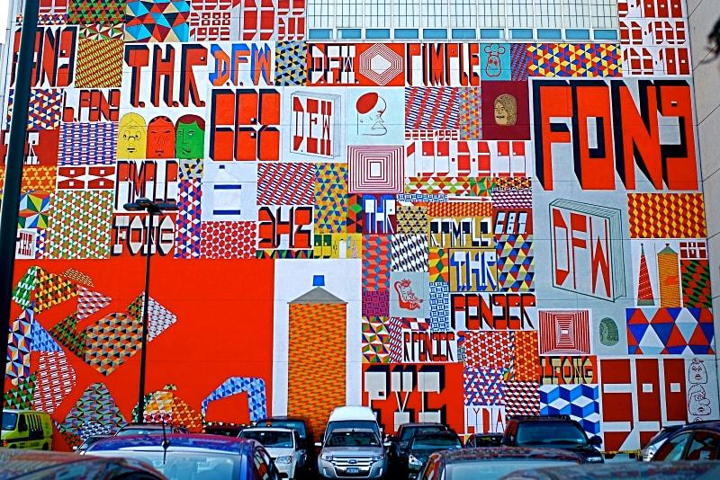 Mural de Bushwick - Coisas para fazer em Nova Iorque