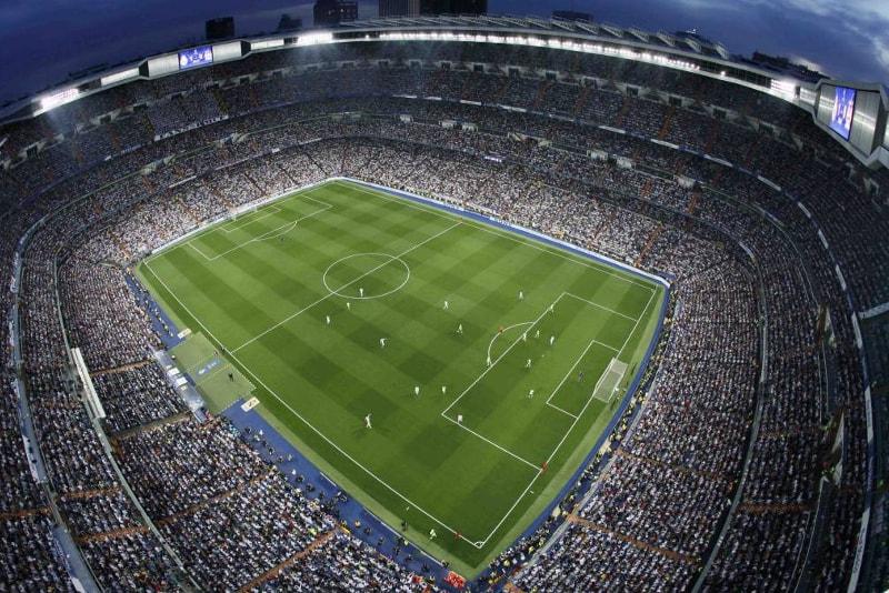 Bernabeu - Stadi di Calcio da Visitare