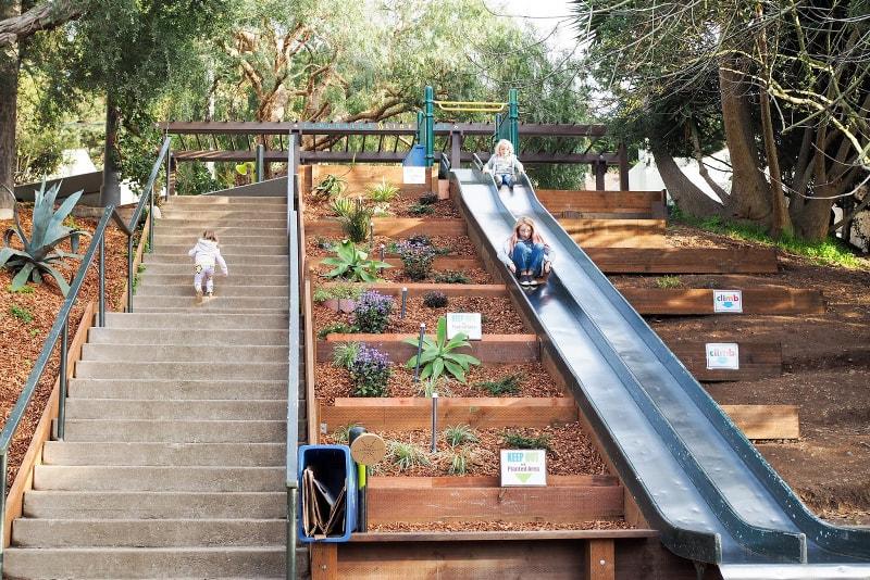Bernal Slide - San Francisco things to do