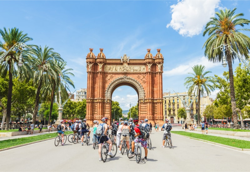 Bike Tour in Barcelona - things to do in Barcelona
