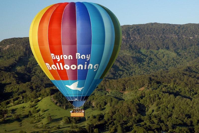 Byron Bay Ballooning - Cose da Fare, Vedere e Mangiare in Australia