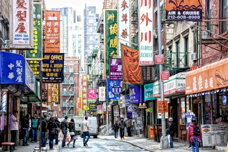 Explore Chinatown de Manhattan - Coisas para fazer em Nova Iorque