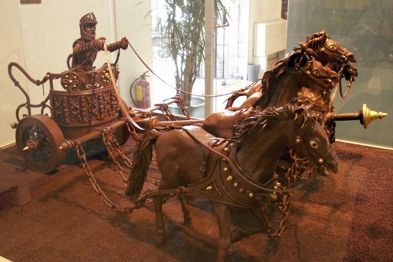Museu do Chocolate de Barcelona - Coisas para fazer em Barcelona