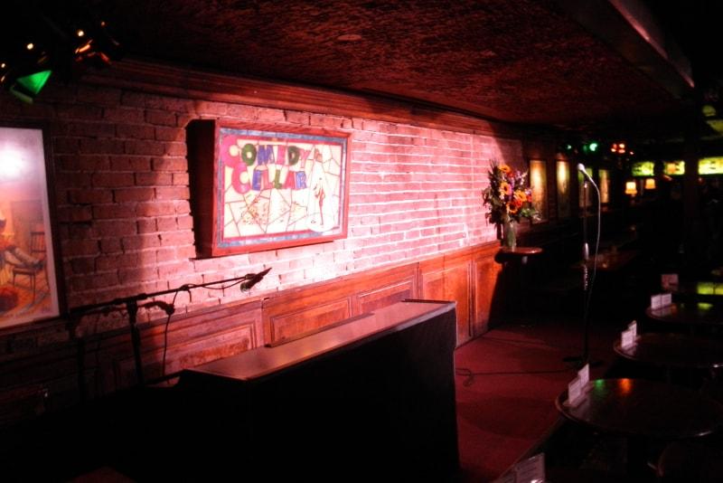 Comedy Cellar - Coisas para fazer em Nova Iorque
