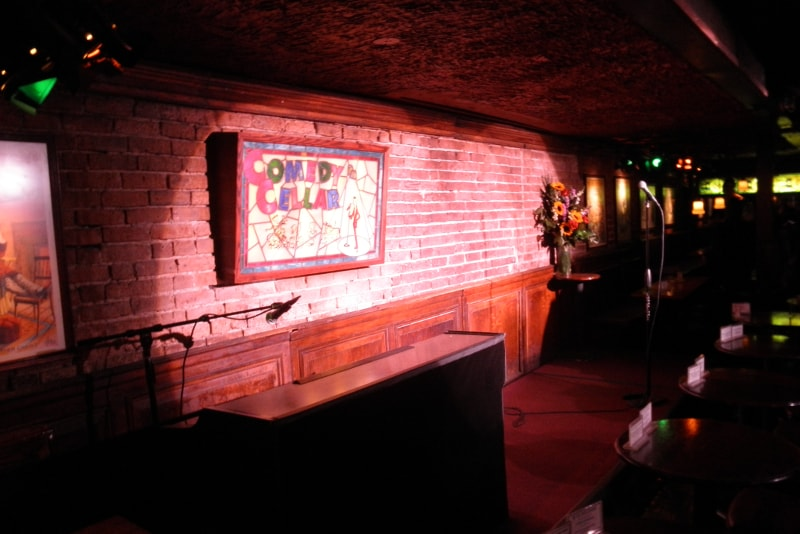 Comedy Cellar - Fun Things to do in NYC
