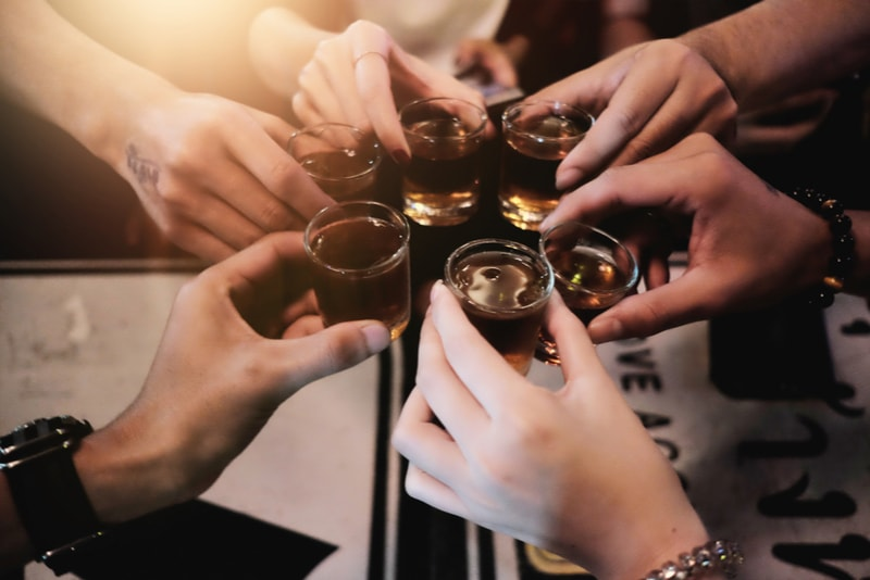 Drunk Shakespeare toast - Fun Things to do in NYC