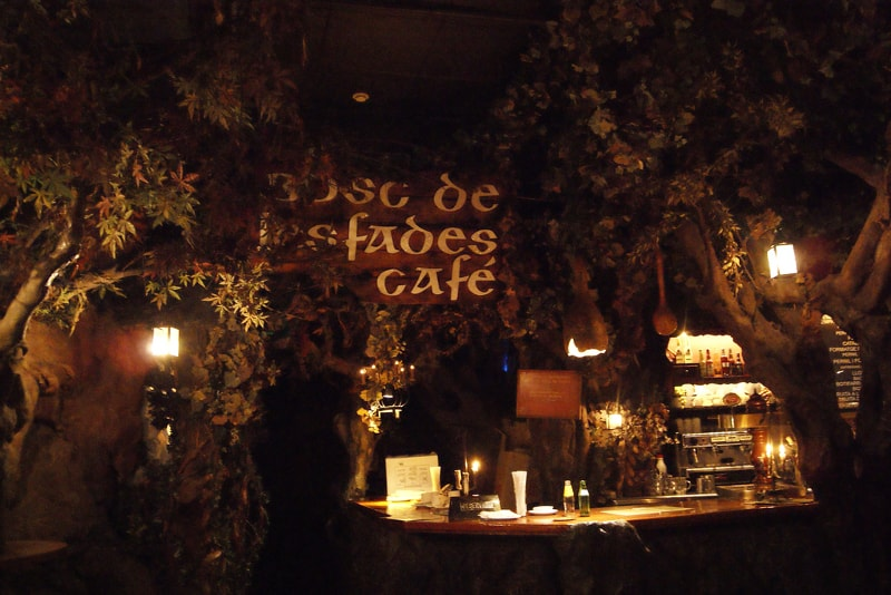 Bosc de les fades - things to do in Barcelona