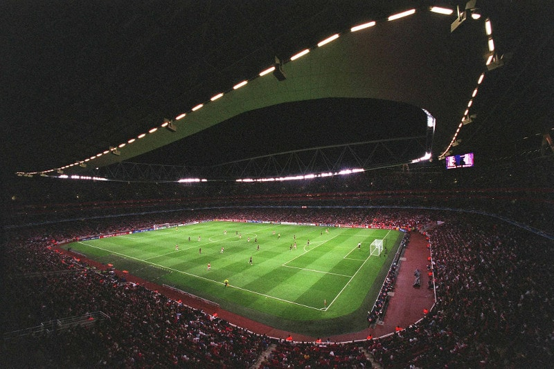 Emirates Stadium - Stadi di Calcio da Visitare