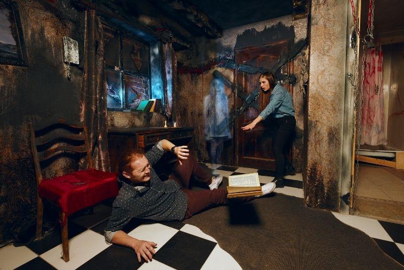 escape room in London