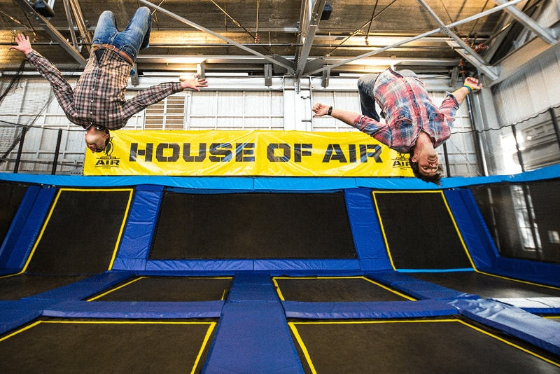 House of Air - Cose da fare a San Francisco