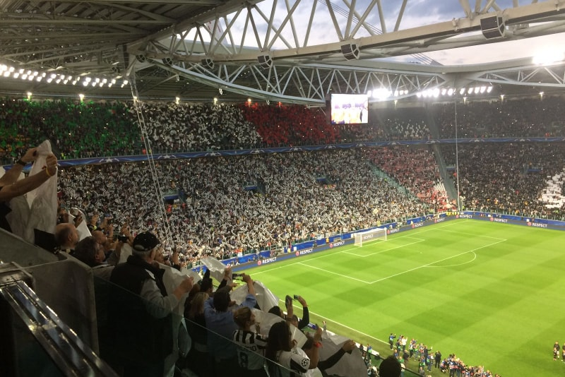 Allianz Stadium - Stadi di Calcio da Visitare