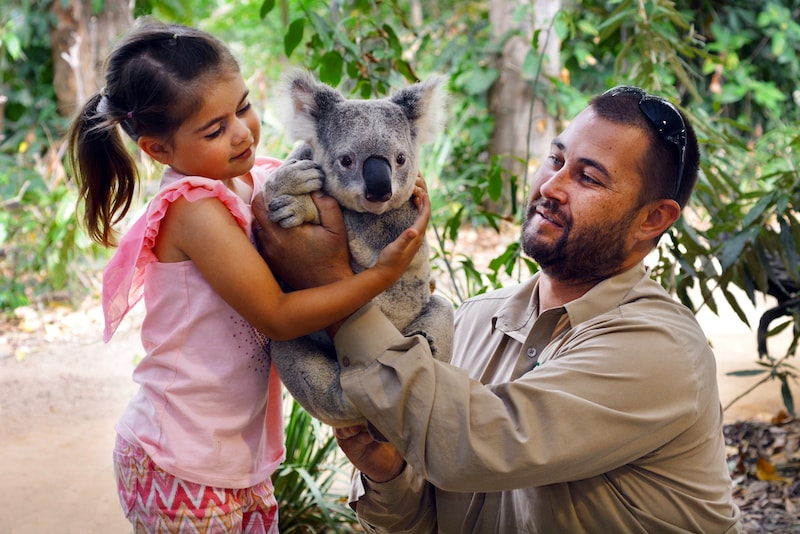 The Lone Pine Koala Sanctuary - Fun things to do in Australia
