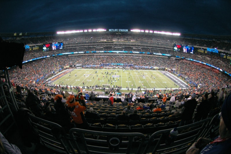 MetLife Stadium- Fun Things to do in NYC