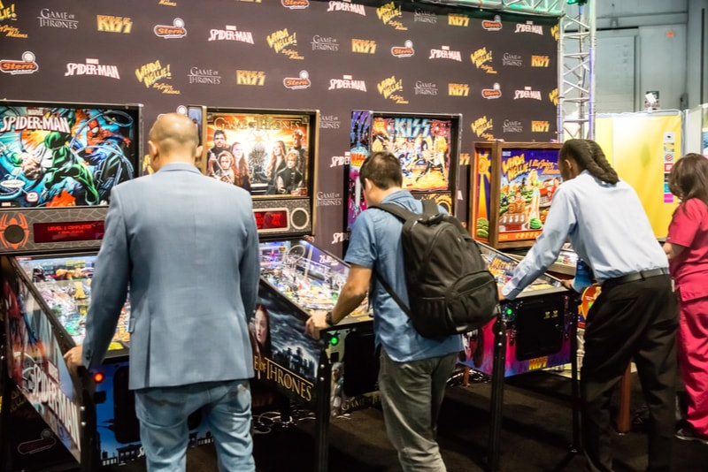Modern pinball - Fun things to do in NYC