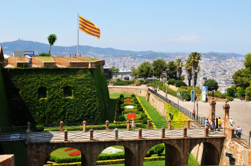 Mointjuic castle - things to do in Barcelona