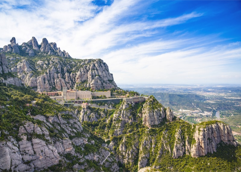 Montserrat - things to do in Barcelona