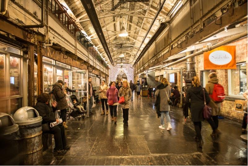 Mercado de Chelsea - Coisas para fazer em Nova Iorque
